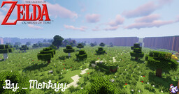 The Legend of Zelda Ocarina of Time V1.6.2 Minecraft Map & Project