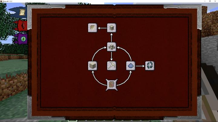 Grimoire Interface
