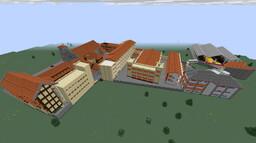 Saint Joseph's Academy, Las Piñas City, Philippines Minecraft Map & Project