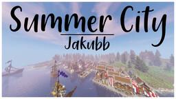 Summer City| ᴶᵃᵏᵘᵇᵇ Minecraft Map & Project