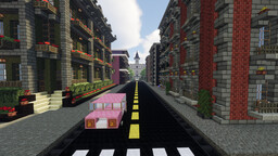 New Orleans Minecraft Map & Project