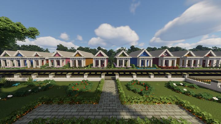 Shotgun Houses