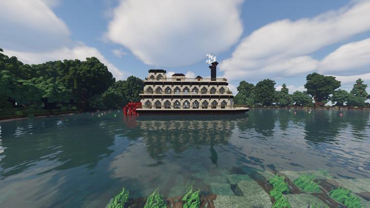 Natchez Riverboat