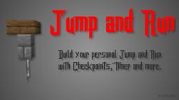 Jump and Run Minecraft Data Pack
