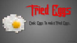 Fried Eggs Minecraft Data Pack