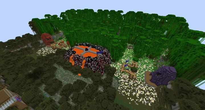 Tribal Warzone