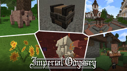 Imperial Odyssey (1.13 - 1.16) - Minecraft's true potential! Minecraft Texture Pack