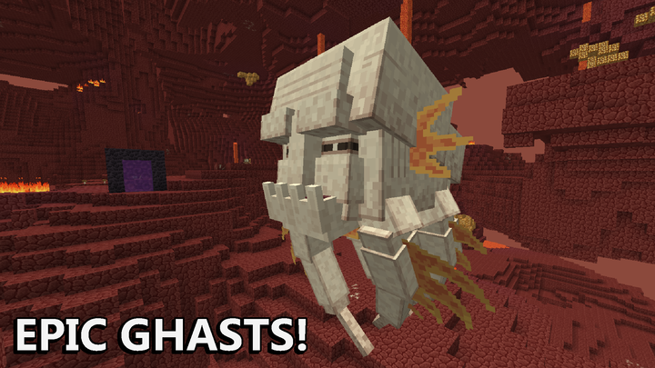 Ghasts are just marvelous in Imperial Odyssey.