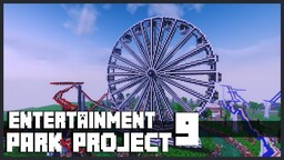 Minecraft Entertainment Park 🌴 Big Maps Project for Server   1.12.2 + Download Minecraft Map & Project