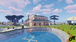 Vacation Home Minecraft Map & Project