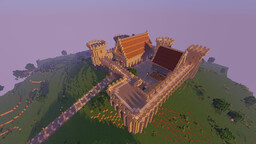 Hesterit Land Minecraft Map & Project
