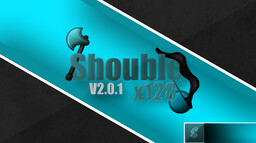 Shouble V2.0.1 Minecraft Texture Pack