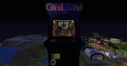 Arcade Machine Minecraft Map & Project