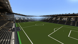 Pride Park (Derby County) Minecraft Map & Project