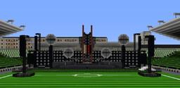 Rammstein Stadium Tour Stage (Download) Minecraft Map & Project