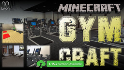 GymCraft Minecraft Mod