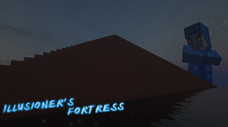 [1.16.2] Illusioner's Fortress v2.0 Minecraft Map & Project