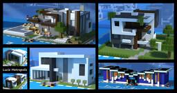 Lucix Metropolis Minecraft Map & Project