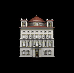 Simple Palazzo Palladiano Minecraft Map & Project