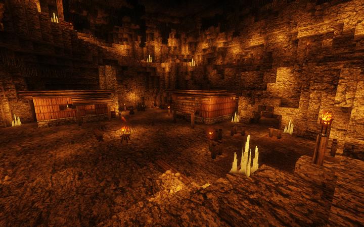 Reddock's cave