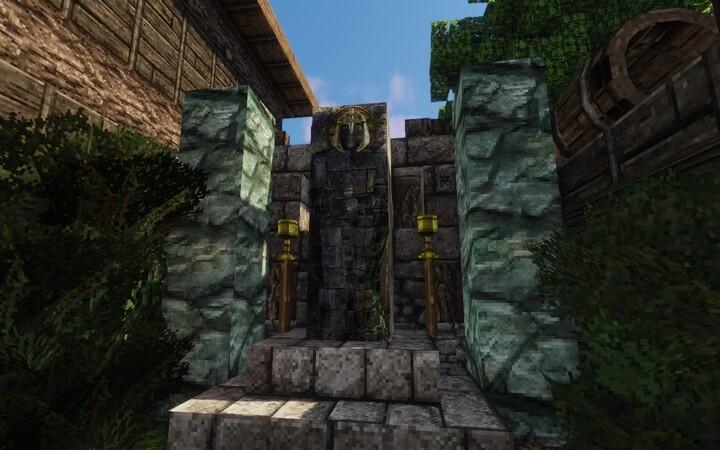 Innos' shrine