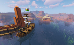 New Minerule: Mesafa Minecraft Map & Project