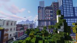 Phoenix- Final Update Minecraft Map & Project