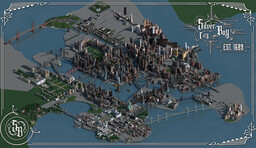 Silver Bay City - Download 04/2020 Available Minecraft Map & Project