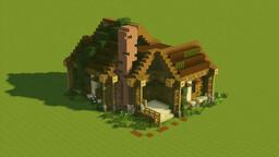 Rural Buildings Bundle : 7 Buildings   Schematic Minecraft Map & Project