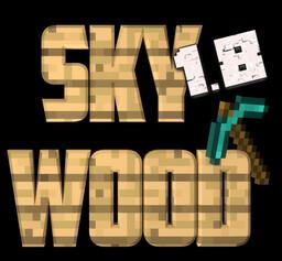 SkyWood - Uma Aventura no Ceu! (1.8.9) Minecraft Map & Project