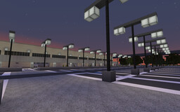 Enalica International Airport (Terminal 2) Minecraft Map & Project