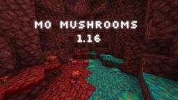 Mo Mushrooms [1.16] Minecraft Texture Pack