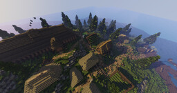 Viking settlement [Conquest Reforged] Minecraft Map & Project