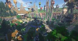 Aurora Network Minecraft Server