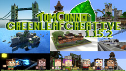 GreenLeaf Creative - 1.15.2 Creative Community Server Minecraft Server