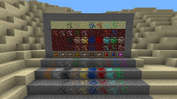 [1.14-1.15] JANOEO - Just Another Nether/Overworld/End Ores Minecraft Mod