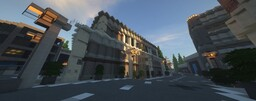 RolePlay Map - Finished and free to Download [ Kibelius ] ( RoyalMine Team ) Minecraft Map & Project