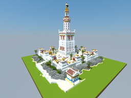 AC Origins - Pharos of Alexandria Minecraft Map & Project