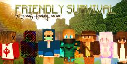 Friendly Survival - The best Friendly Survival Server! Minecraft Server