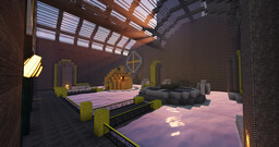 bioshock welcome pavilion Minecraft Map & Project
