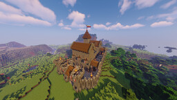 Small Castle 1.14.4 Minecraft Map & Project