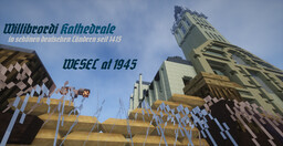 World War II at Wesel 1945 Minecraft Map & Project