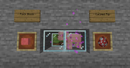 Cursed Dimension Minecraft Mod