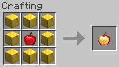 Still hung up on the fact that Mojang removed this recipe?