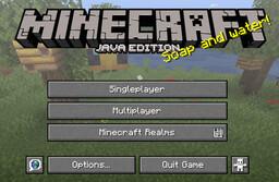 HD Logo Minecraft Texture Pack