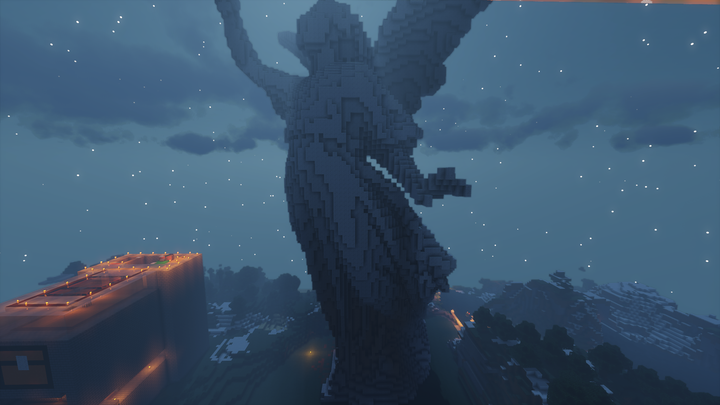 Project Angel - built by numerous players