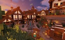 The Refuge - A Friendly Community, Survival Server! [Season 4!] Minecraft Server