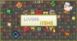 [LIP] Living Items Pack  1.15.2 Minecraft Texture Pack