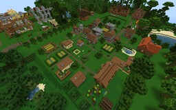 IslandShop v5 Minecraft Map & Project