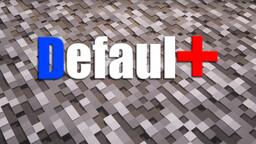 [PBR] Default+ v0.2.1 (WIP) Minecraft Texture Pack